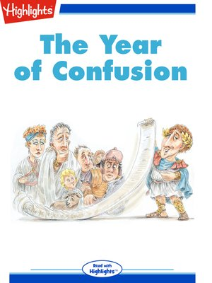 cover image of The Year of Confusion