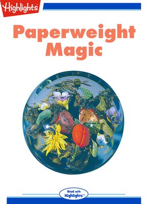cover image of Paperweight Magic