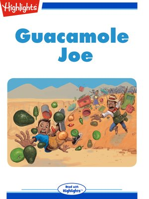 cover image of Guacamole Joe