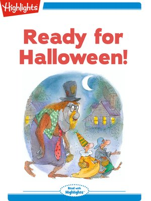 cover image of Ready for Halloween