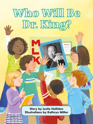 cover image of Who Will Be Dr. King?
