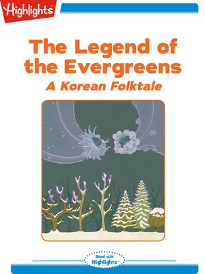 cover image of The Legend of the Evergreens