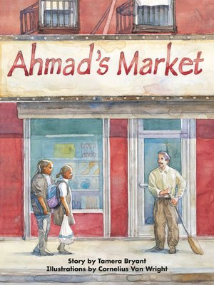 cover image of Ahmad's Market