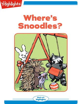 cover image of Where's Snoodles?