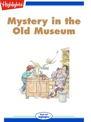 cover image of Mystery in the Old Museum