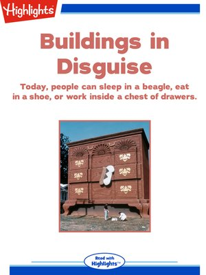 cover image of Buildings in Disguise