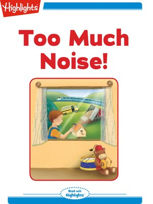 cover image of Too Much Noise