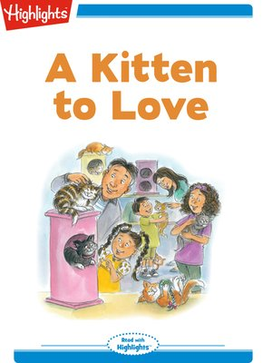 cover image of A Kitten to Love
