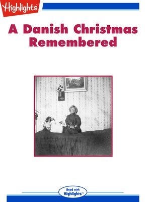 cover image of A Danish Christmas Remembered