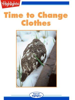 cover image of Time to Change Clothes