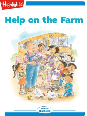 cover image of Help on the Farm