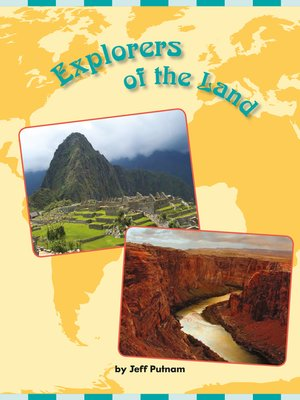 cover image of Explorers of the Land