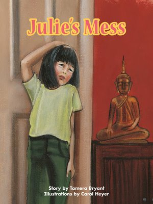 cover image of Julie's Mess