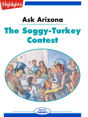 cover image of Ask Arizona: The Soggy Turkey Contest