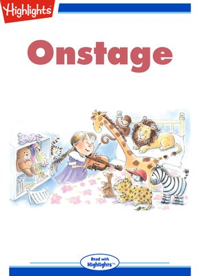 cover image of Onstage