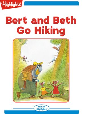 cover image of Bert and Beth Go Hiking