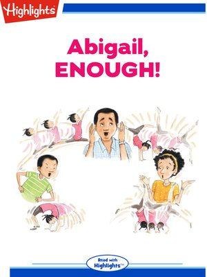 cover image of Abigail Enough!