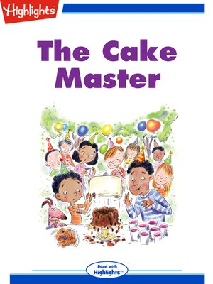 cover image of The Cake Master