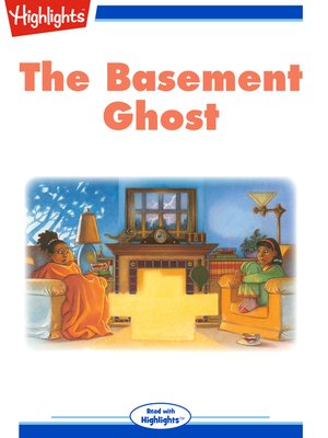 cover image of The Basement Ghost