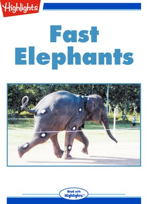 cover image of Fast Elephants