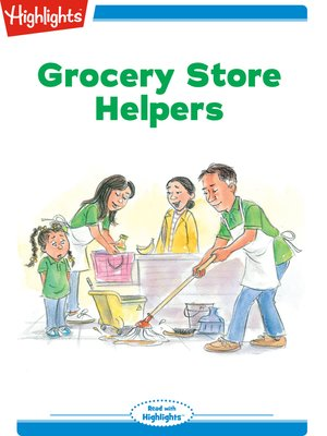 cover image of Grocery Store Helpers