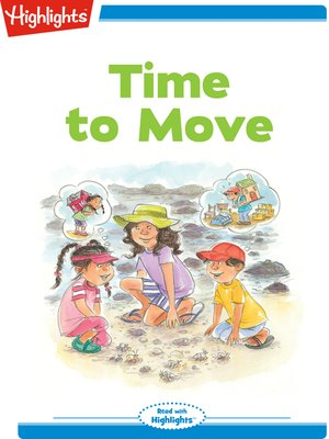 cover image of Time to Move