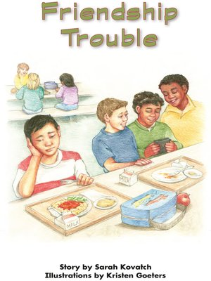 cover image of Friendship Trouble