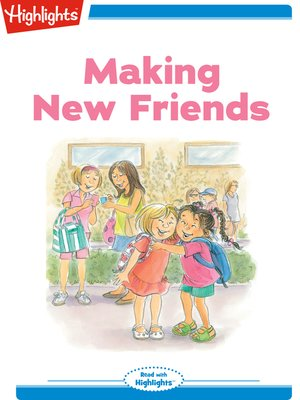 cover image of Making New Friends