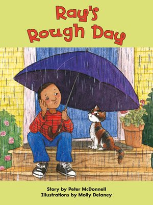 cover image of Ray's Rough Day