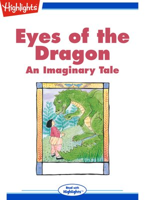 cover image of Eyes of the Dragon