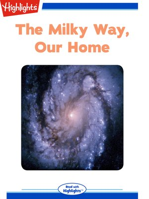 cover image of The Milky Way Our Home