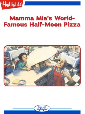 cover image of Mamma Mia's World-Famous Half-Moon Pizza