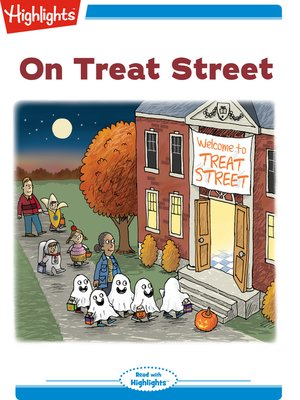 cover image of On Treat Street