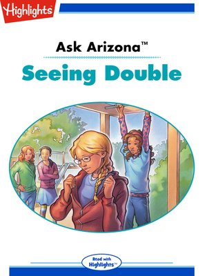 cover image of Ask Arizona: Seeing Double