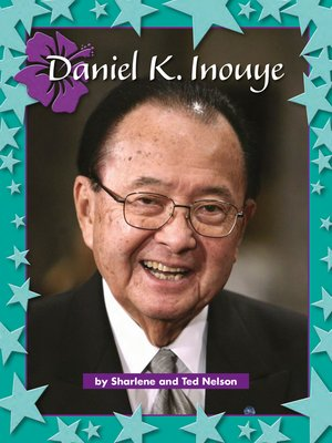 cover image of Daniel K. Inouye