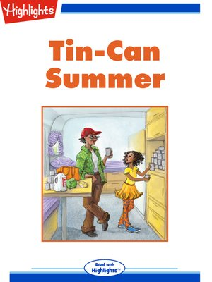 cover image of Tin Can Summer