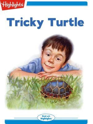 cover image of Tricky Turtle