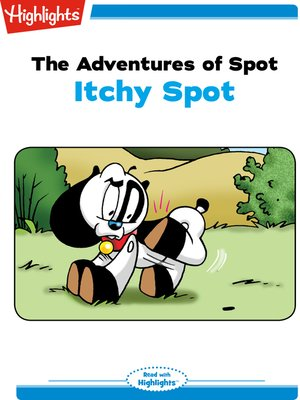 cover image of The Adventures of Spot: Itchy Spot