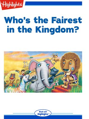 cover image of Who's the Fairest in the Kingdom?