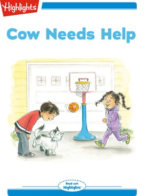 cover image of Cow Needs Help