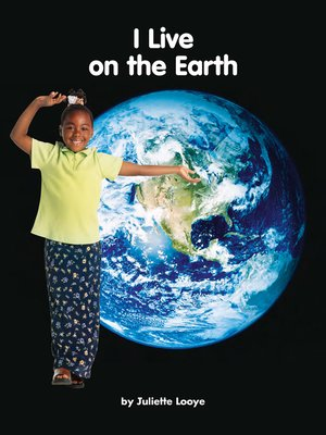 cover image of I Live on the Earth