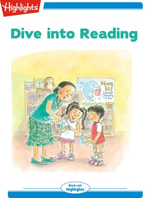 cover image of Tex and Indi Dive Into Reading