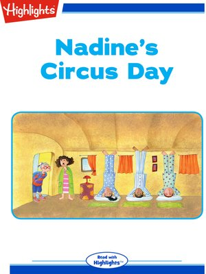 cover image of Nadine's Circus Day