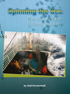 cover image of Spinning the Sea