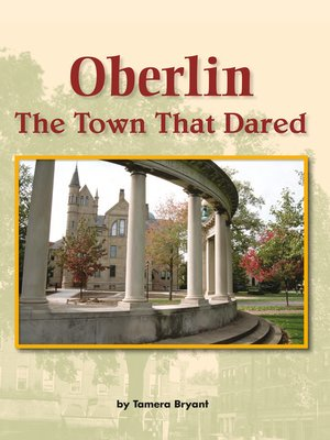 cover image of Oberlin