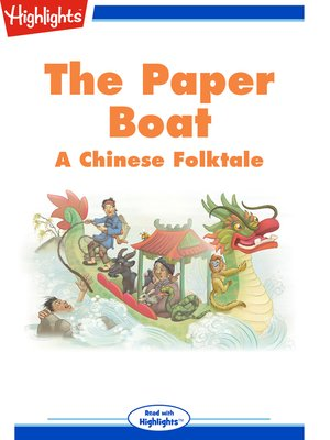 cover image of The Paper Boat