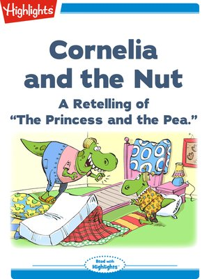 cover image of Cornelia and the Nut