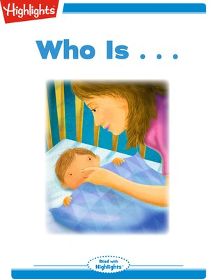 cover image of Who Is . . .