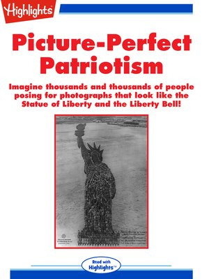 cover image of Picture-Perfect Patriotism