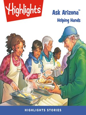 cover image of Ask Arizona: Helping Hands